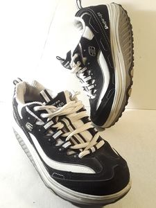 Skechers Platform 7 Shape Ups Shoes
